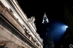 Tra la terra e il cielo, NewYork.
