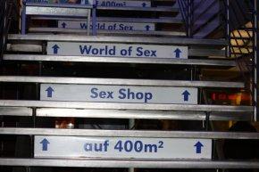 Berlino, museo del sesso a cieloaperto
